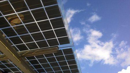 Summer Solar Panel System